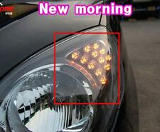 Fit: KIA 08-10 Picanto new morning 2way LED front Light turn signal Lamp Module