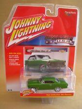 Chevy Nova SS  1967 in grün  JOHNNY LIGHTNING  1:64  OVP  NEU