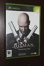 Game XBOX - HITMAN Contracts - Complete - Box+ Manual
