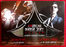AMERICAN HORROR STORY - ASYLUM - ZACHARY QUINTO / EVANS PETERS - CD4 - #50 of 65