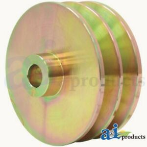 Pulley, Aternator (Double) 537070R1