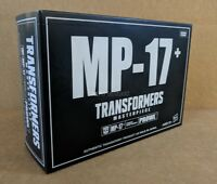 Transformers Masterpiece MP-17+ Prowl Takara Tomy In Stock Authentic US Seller
