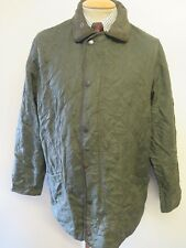 """Barbour Polar Quilted jacket XL 46-48"""" Euro 56-58 in Green"""