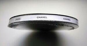 New Sealed Chanel white & black lettering gift wrap decor~100m~