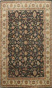 Floral Traditional Agra Oriental Hand-knotted Area Rug Living Room Carpet 10x14