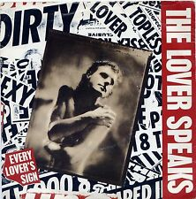 """The Lover Speaks - Every Lover's Sign UK 7"""" vinyl Picture Sleeve"""