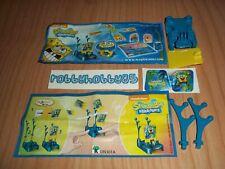 UN301 A Hüpfspiel Mit Bpz Aus Mexiko Ferrero 2015 Spongebob Squarepants