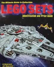 LIVRE NEUF : LEGO SETS batman,star wars,space,dino,vintage,city,guide de prix