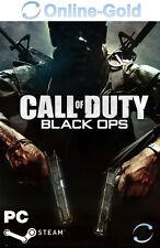 Call of Duty Black Ops - CoD 7 Steam Código PC Clave del juego [Acción] ES/EU