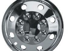 "16"" FORD TRANSIT CUSTOM 2013 > CROMO DEEP DISH rifiniture ruota Hub Caps Set di 4"