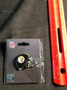 NEW 2020 Issue Pittsburgh Steelers Helmet Lapel Pin - NFL Licensed