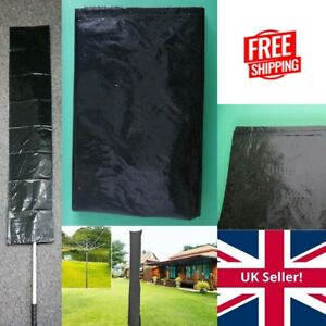 Extra Strong Rotary Washing Line Cover Airer Dryer - Woven Strong Waterproof