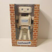 BRIAN FIGURE - CONFUNFSED.COM ROBOT - BOXED - RARE