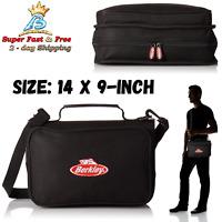 Soft Bait Binder Heavy Duty Bags Fishing Equipment Versatile Design Carry Handle