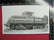 New listing PHOTO of BEUFORT & MOREHEAD RAILROAD DIESEL LOCOMOTIVE #45 NORTH CAROLINA