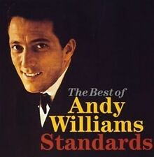 ANDY WILLIAMS-THE BEST OF ANDY WILLIAMS STANDARDS-JAPAN 2 CD I45