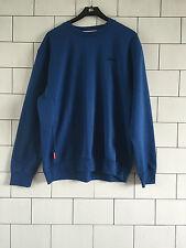 Urban Vintage Retro Atlético Azul Sudadera Suéter Unisex Slazenger Size UK XL