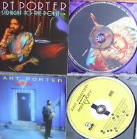 Art Porter- Straight to the Point/Pocket City- 2CDs- VERVE FORECAST- Made in USA