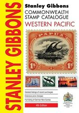 STANLEY GIBBONS - STAMP CATALOGUE - WESTERN PACIFIC 4TH EDITION 2017