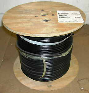 Commscope F5967BVM RG 59 Messengered Cable-1000' Reel