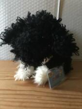 Webkinz Portuguese Water Dog Hm439 New with attached Unused code Free Shipping!