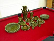 Earthenware 1940-1959 Woods Ware Pottery Coffee Pots