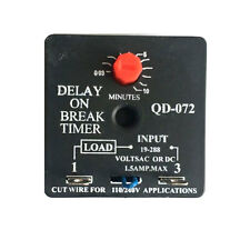 Delay On Break Timer QD-072 EQV.SUPCO Timer Relay