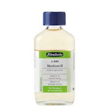 Schmincke MUSSINI Medium N, 200 ml, Ölfarben, 50045