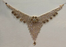 Sparkling Clear  Necklace and Earrings Set for Proms, Bridesmaid's Wedding Gift
