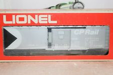 O Scale Trains Lionel Canadian Pacific Box Car 9703
