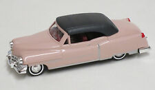 Busch  1/87 HO 1952 Cadillac Series 62 Convertible Pink  43421  NEW!!