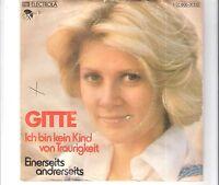 GITTE - Ich bin kein Kind von Traurigkeit