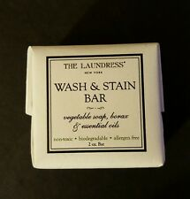 The Laundress Wash and Stain Bar-Classic-2oz