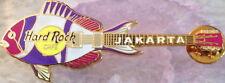 Hard Rock Cafe JAKARTA 2000 FISH Guitar Series #2 PIN - HRC Catalog #3718
