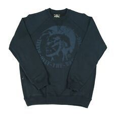 DIESEL Sweatshirt | Men's S | Pullover Retro Jumper Sweat Top 90s Vintage