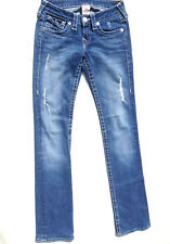 True Religion Jeans Destroy 'BILLY' EUC LOOK NEW RRP $449 Womens Size W25 L33