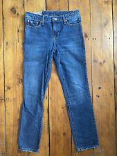Boys POLO by RALPH LAUREN blue jeans size 12 13 14 years / 28 denim 27