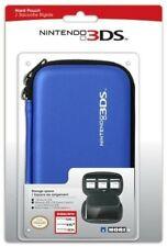 Nintendo 3DS - bag Hard Pouch #blue [HORI]