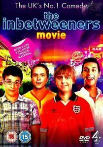 The Inbetweeners Movie (DVD) Brand New Sealed (2011, 2-Disc Set)