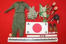 3R DID DRAGON IN DREAMS 1:6TH SCALE WW2 JAPANESE NAVY PILOT OUTFIT MIYAZAWA