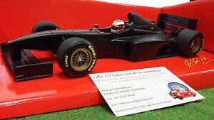 F1 FERRARI 1998 F300 FIORANO TEST formule 1 SCHUMACHER 1/18 MINICHAMPS 510981800