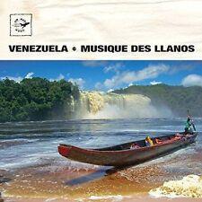 JEAN-PIERRE TZAUD - VENEZUELA: MUSIQUE DES LLANOS NEW CD