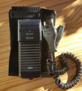 Braun Micron Vario3 5424  Rasierer 5424 Made in Germany