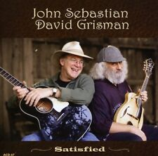 John Sebastian - Satisfied [New CD]