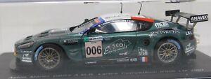 1:43 Spark 2007 Aston Martin DBR9 LeMans #006 Bornhauser Berville Fisken S1207