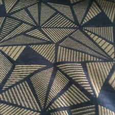 UPHOLSTERY Fabric 5mts Shutter sapphire blue  Lounges Chairs Cushions Bags