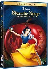 BLANCHE NEIGE ET LES SEPT NAINS  [DVD] DISNEY NEUF SOUS CELLO