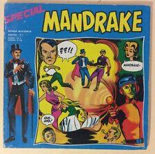 Special MANDRAKE n° 3 Mondes Mysterieux de 1974