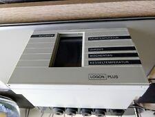ELCO-Klöckner LOGON PLUS Heizungsregelgerät, funktionsfähig, Gas Öl