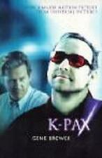 K-Pax by Gene Brewer | Paperback Book | 9780747557524 | NEW